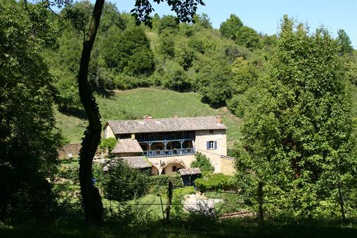 maison de vigneron, lyon monts d or, chambre d hote, vallee d'arche, valleedarche